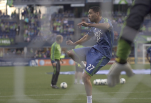 Sounders on Fire