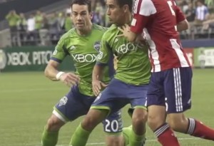 Workin' Men: Seattle Sounders v Chivas USA