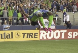 Sounders 2, RSL 0, for First in the West