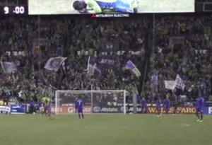 2013 Play-in to MLS Playoffs, Seattle vs. Colorado