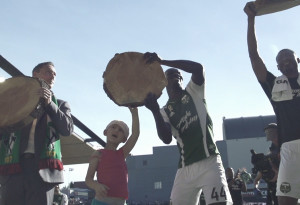 Highlights: Timbers v. Whitecaps 9-20-14