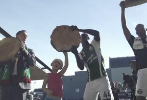 Highlights: Timbers v. Whitecaps 9-20-14