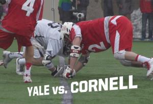 Yale v. Cornell, Top 10 Ivy League Lacrosse Battle